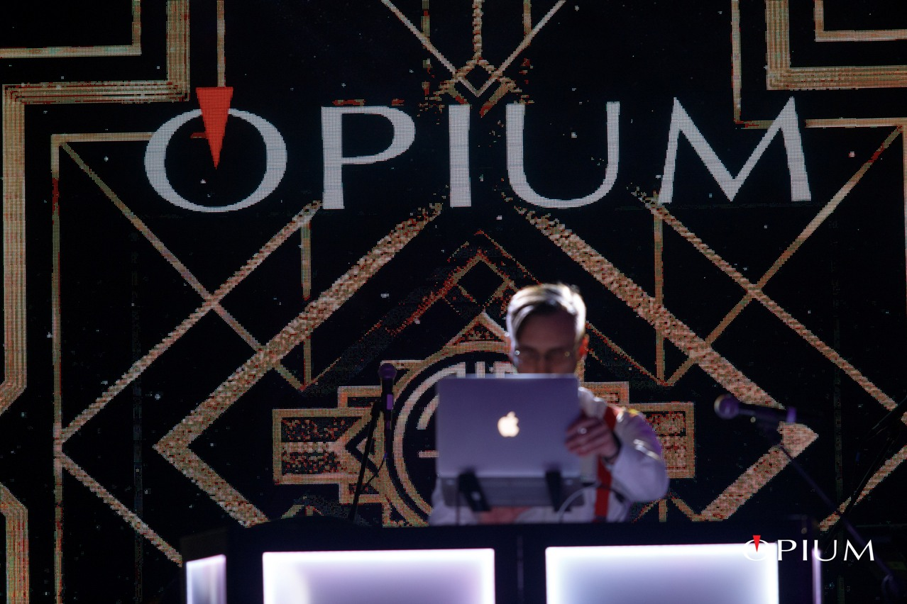 Фото с Opium Gangsta Party. Часть 2