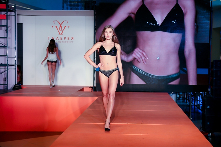 Участие в Galerya Fashion Week 2016