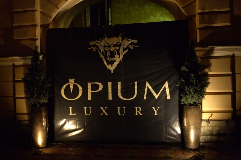 Вечеринка Opium Vampires Party